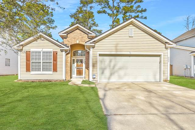 2598 Spivey Court, North Charleston, SC 29406 (#21003048) :: The Cassina Group