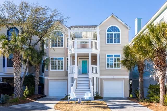 27 Ocean Point Drive, Isle Of Palms, SC 29451 (#21003054) :: The Cassina Group