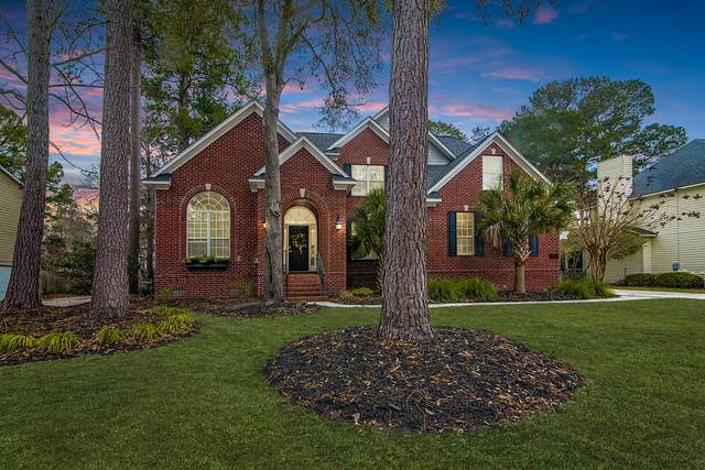 1007 Crooked Oak Road, Summerville, SC 29485 (#21003069) :: The Cassina Group