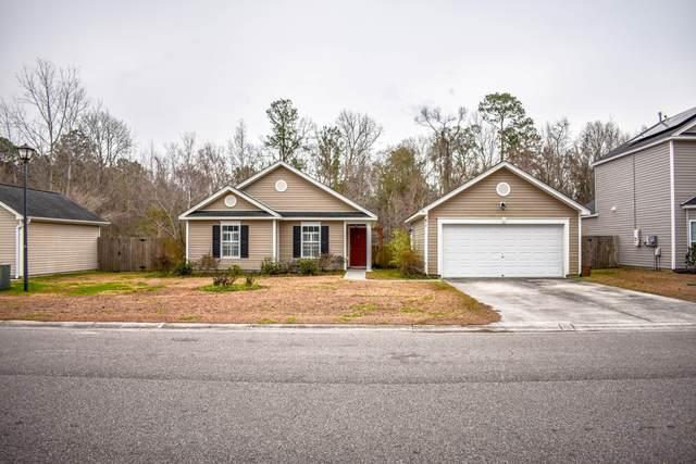 617 Savannah River Drive, Summerville, SC 29485 (#21003078) :: The Cassina Group
