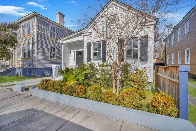 8 Carolina Street, Charleston, SC 29403 (#21003107) :: The Cassina Group