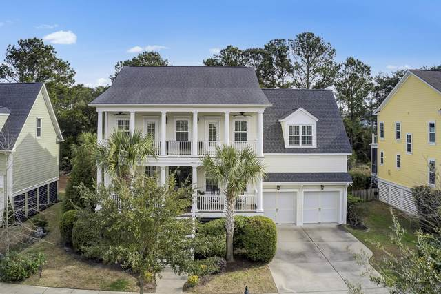 4082 Blackmoor Street, Mount Pleasant, SC 29466 (#21003129) :: The Cassina Group