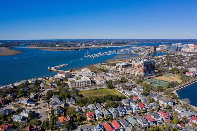 3 Chisolm Street #406, Charleston, SC 29401 (#21003140) :: The Cassina Group