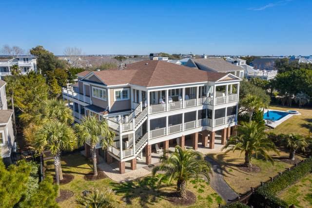 106 Charleston Boulevard, Isle Of Palms, SC 29451 (#21003145) :: The Cassina Group