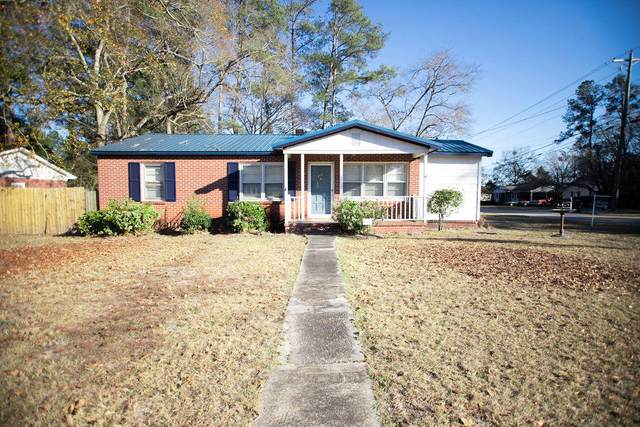 100 Rosewood Drive, Walterboro, SC 29488 (#21003156) :: The Cassina Group