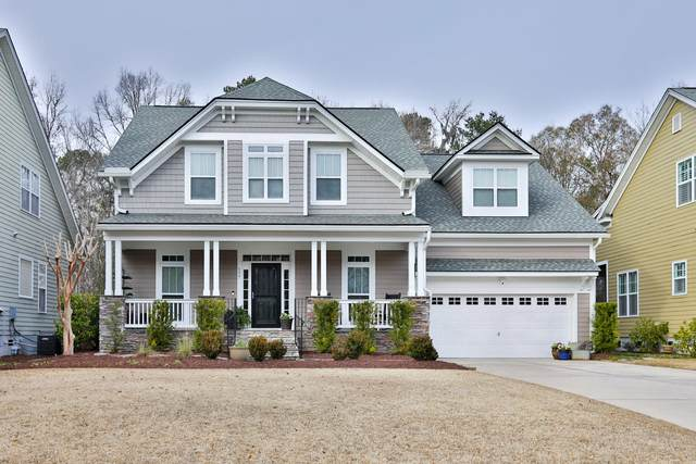 137 Carriage Ride Lane, Summerville, SC 29485 (#21003246) :: The Cassina Group