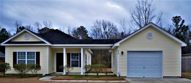 613 Savannah River Drive, Summerville, SC 29485 (#21003262) :: The Cassina Group