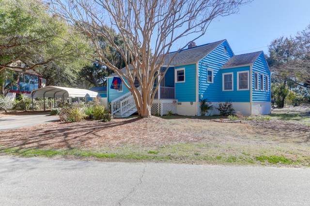 6 23rd Avenue, Isle Of Palms, SC 29451 (#21003294) :: The Cassina Group