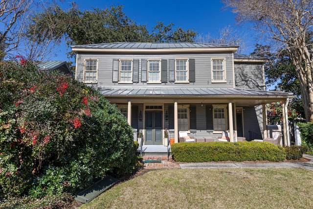 125 1/2 Queen Street, Charleston, SC 29401 (#21003324) :: Realty ONE Group Coastal
