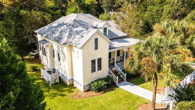 516 W 2nd S Street, Summerville, SC 29483 (#21003351) :: Realty ONE Group Coastal