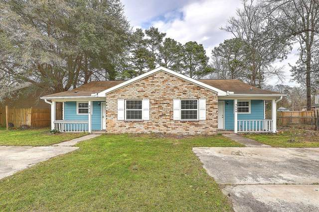 9608 N Cardinal Drive, Ladson, SC 29456 (#21003362) :: The Cassina Group