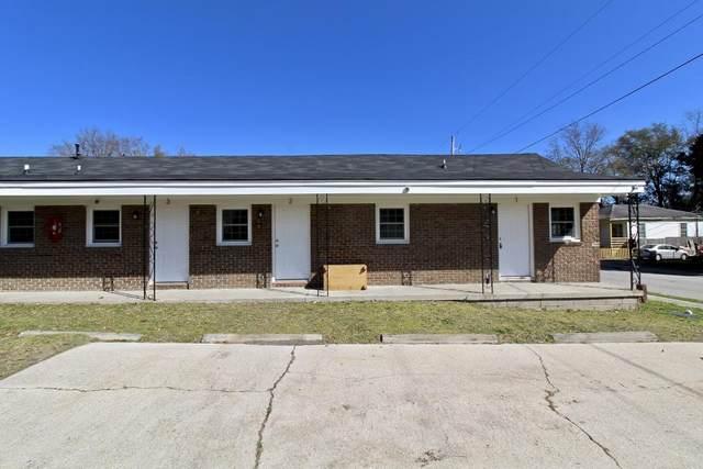 1824 Carlton Street, North Charleston, SC 29405 (#21003366) :: Realty ONE Group Coastal