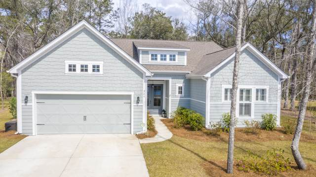 245 Camber Road, Huger, SC 29450 (#21003368) :: The Cassina Group