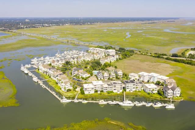 1671 Marsh Harbor Lane B, Mount Pleasant, SC 29464 (#21003406) :: Realty ONE Group Coastal