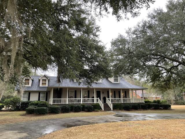 1432 Indiantown Road, Kingstree, SC 29556 (#21003450) :: The Cassina Group