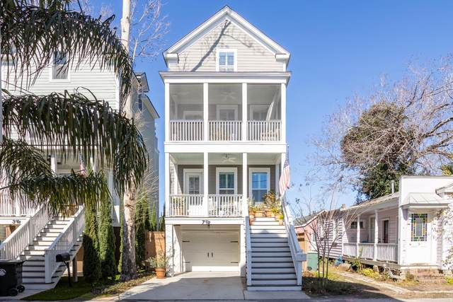 7 1/2 Woodall Court, Charleston, SC 29403 (#21003570) :: The Cassina Group