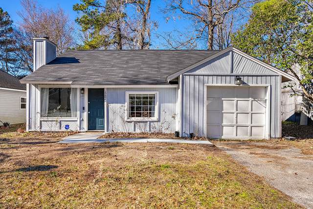 1282 Maryland Drive, Ladson, SC 29456 (#21003608) :: The Cassina Group