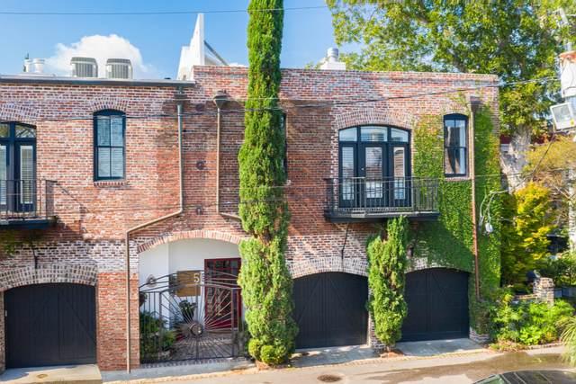5 Motley Lane, Charleston, SC 29401 (#21003623) :: The Cassina Group