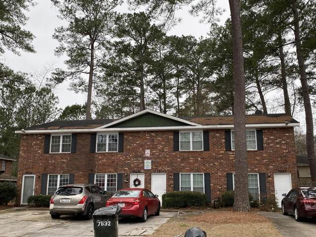 7621 Hunters Ridge Lane, North Charleston, SC 29420 (#21003669) :: The Cassina Group