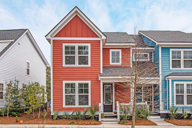 4984 W Liberty Park Circle, North Charleston, SC 29405 (#21003720) :: The Cassina Group