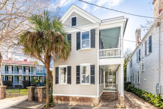 48 Savage Street, Charleston, SC 29401 (#21003768) :: The Cassina Group