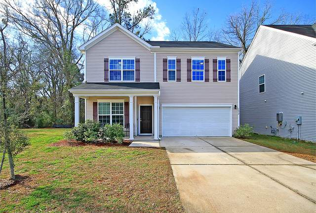 1072 Whitlow Boulevard, Summerville, SC 29483 (#21003795) :: Realty ONE Group Coastal