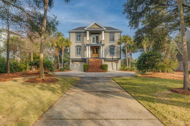 37 Seagrass Lane, Isle Of Palms, SC 29451 (#21003833) :: The Cassina Group