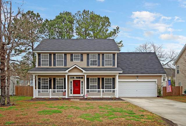 1406 Gemstone Blvd, Hanahan, SC 29410 (#21003856) :: Realty ONE Group Coastal