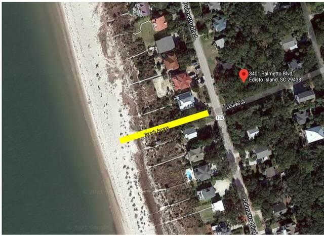 3401 Palmetto Boulevard, Edisto Beach, SC 29438 (#21003915) :: The Cassina Group