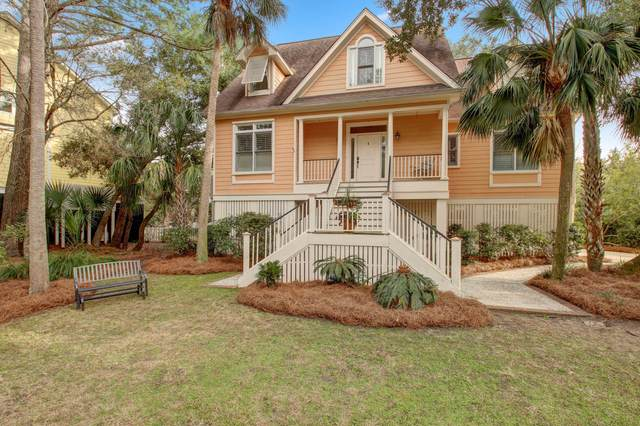 4 Sandwedge Lane, Isle Of Palms, SC 29451 (#21003965) :: The Cassina Group