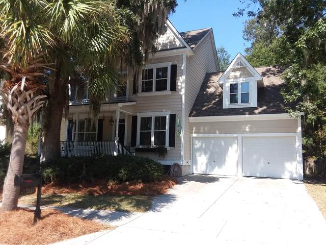3557 W Higgins Drive, Mount Pleasant, SC 29466 (#21004020) :: The Cassina Group