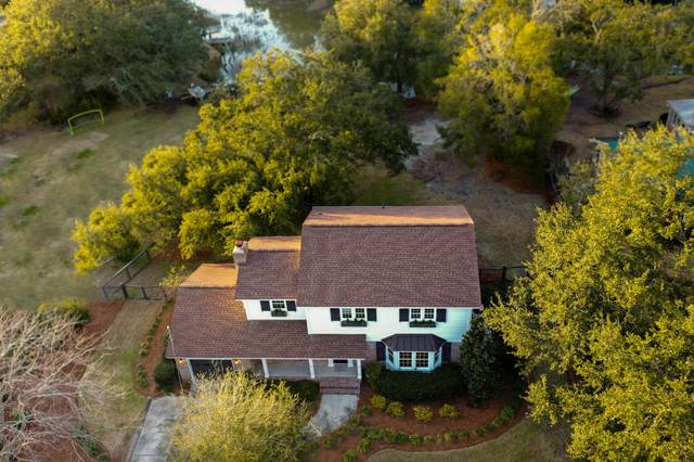 1000 Fort Sumter Drive, Charleston, SC 29412 (#21004045) :: The Cassina Group