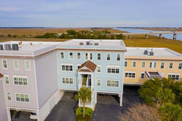 1669 Marsh Harbor Lane A, Mount Pleasant, SC 29464 (#21004078) :: Realty ONE Group Coastal
