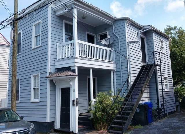 22 Rose Lane, Charleston, SC 29403 (#21004085) :: The Cassina Group