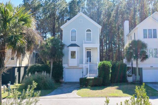 4128 Egrets Point Drive, Mount Pleasant, SC 29466 (#21004130) :: The Cassina Group
