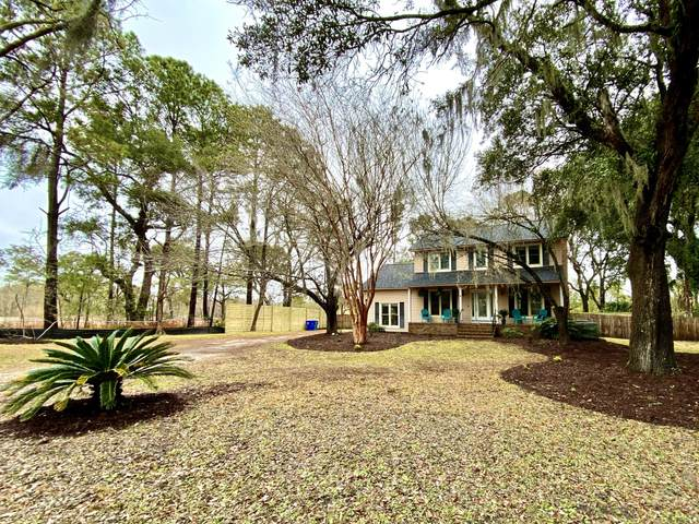 1510 N Lakeshore Drive, Mount Pleasant, SC 29466 (#21004164) :: The Cassina Group