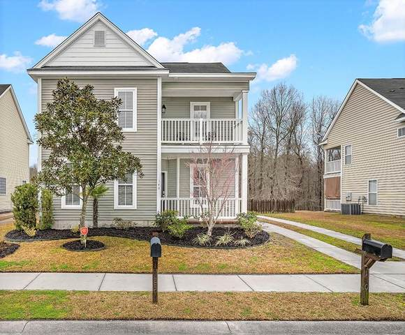 140 Cypress View Road, Goose Creek, SC 29445 (#21004166) :: Realty ONE Group Coastal