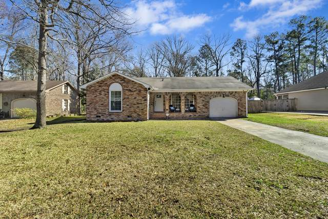111 Tall Pines Road, Ladson, SC 29456 (#21004195) :: The Cassina Group