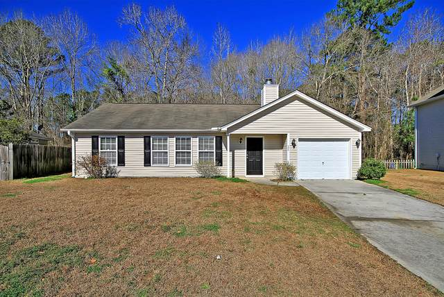 206 Maplewood Ridge Court, Summerville, SC 29486 (#21004221) :: The Cassina Group