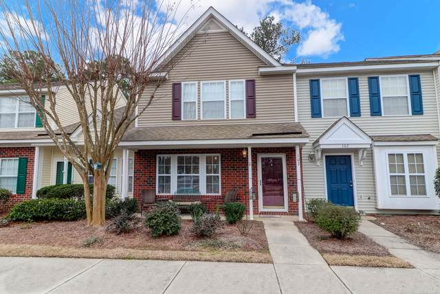 103 Tree Branch Circle, Summerville, SC 29483 (#21004278) :: The Cassina Group