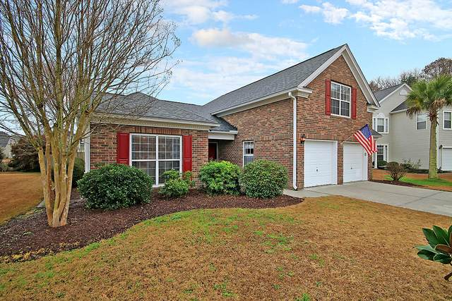 128 Corral Circle, Summerville, SC 29485 (#21004292) :: The Cassina Group