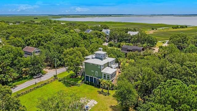 3610 Conch Street, Mount Pleasant, SC 29466 (#21004296) :: Realty ONE Group Coastal