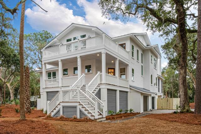 109 Forest Trail, Isle Of Palms, SC 29451 (#21004313) :: The Cassina Group