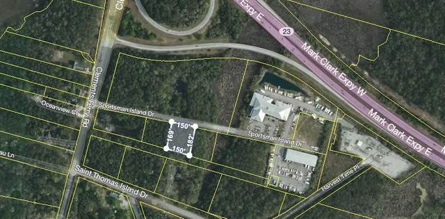0 Sportsman Island Drive, Wando, SC 29492 (#21004315) :: The Cassina Group