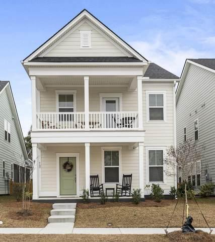 165 Rowans Creek Drive, Charleston, SC 29492 (#21004336) :: The Cassina Group