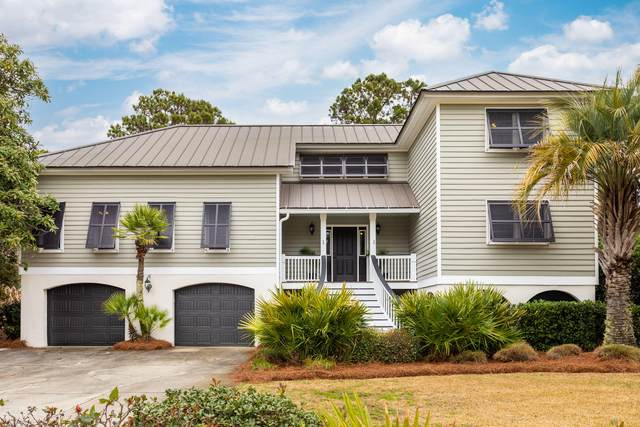 1484 Pine Island View, Mount Pleasant, SC 29464 (#21004363) :: The Cassina Group