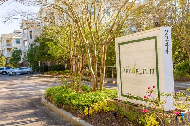 2244 Ashley Crossing Drive #1235, Charleston, SC 29414 (#21004394) :: The Cassina Group