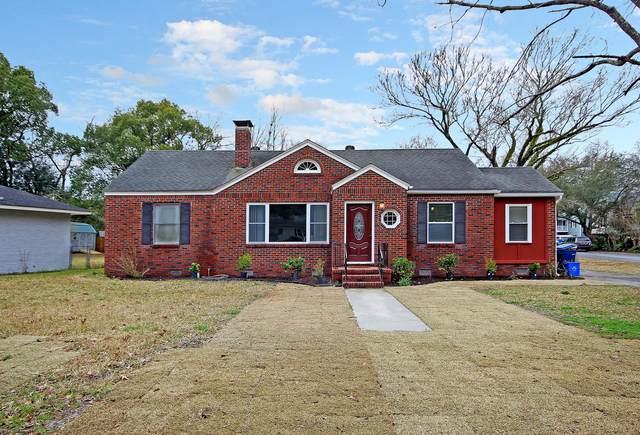 233 Millcreek Drive, Charleston, SC 29407 (#21004417) :: The Cassina Group