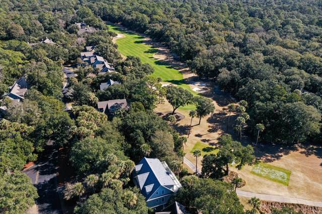 Lot 15 Crooked Oak Lane, Seabrook Island, SC 29455 (#21004438) :: The Cassina Group