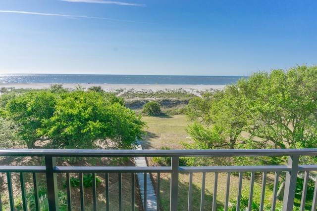 7600 Palmetto Drive 303A, Isle Of Palms, SC 29451 (#21004481) :: The Cassina Group